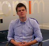 Christopher Browne, Customer Account Manager