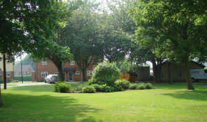 Preim manage green spaces at Tadpole Garden Village