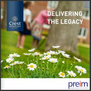 Preim + Crest creating the garden village legacy