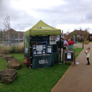 Kilnwood fun day wildlife trust