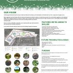 community project for St Eval Park