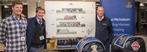 A new pub for Tadpole Garden Village